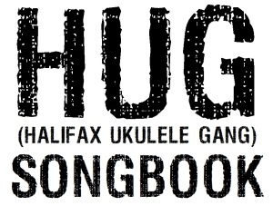 HUG Songbook Title Graphic
